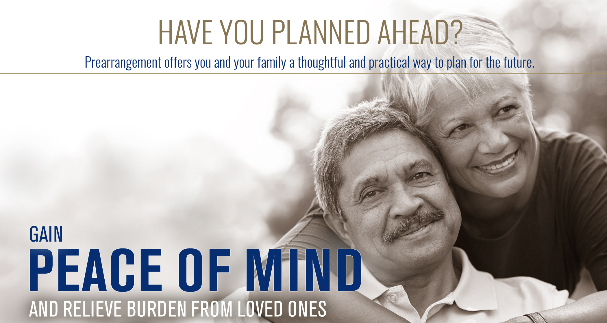 Family1 Gain Peace of Mind and relieve burdens from loved ones