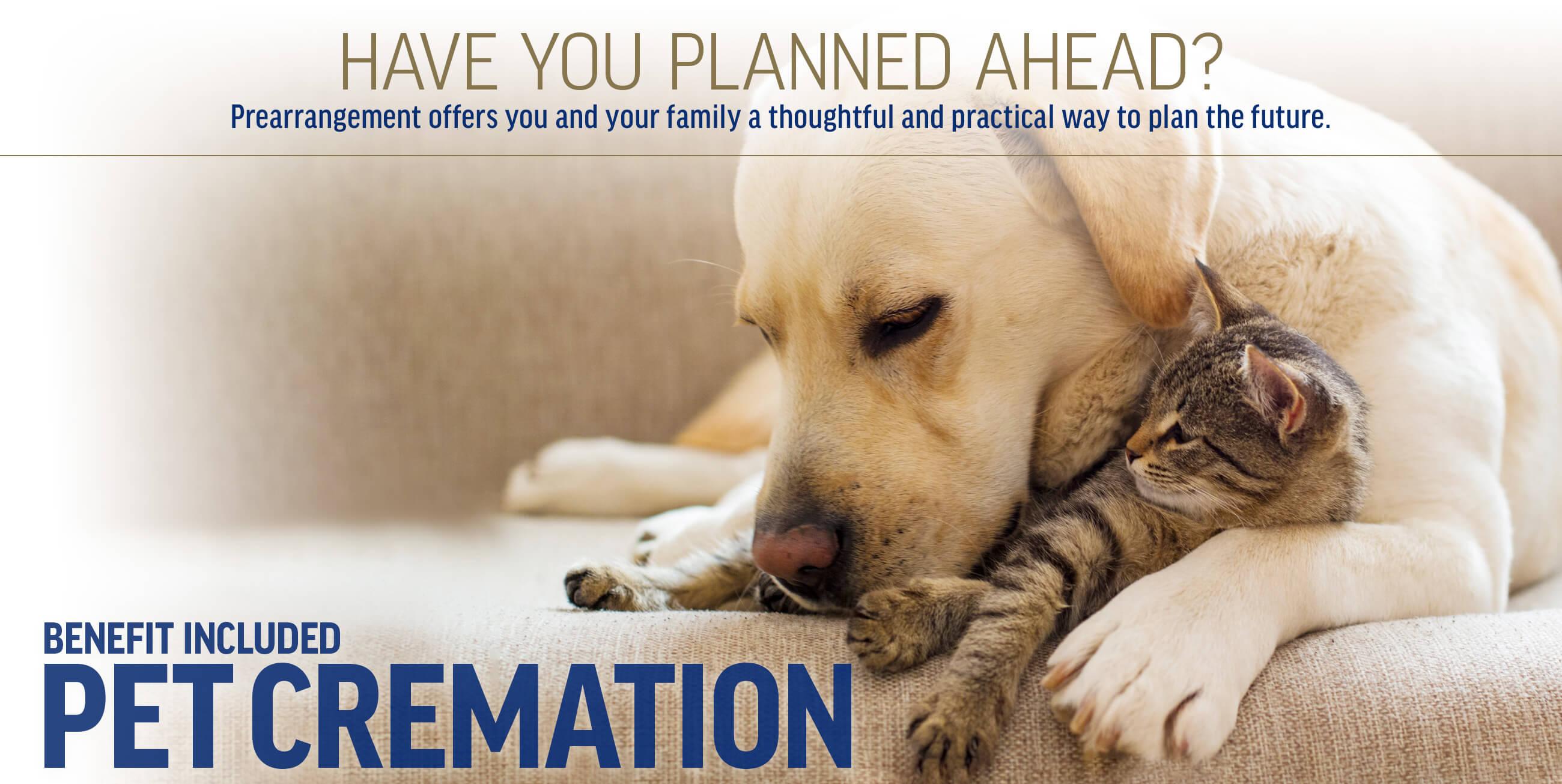 Pet Cremation Benefit